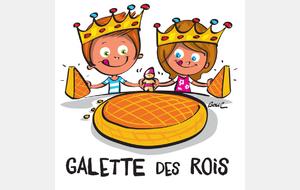 6 janvier 2019 Galette des rois, commandez votre part ...