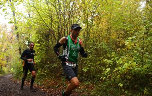 16 et 17 nov , Even Trail, C.Buisson , 1er M2